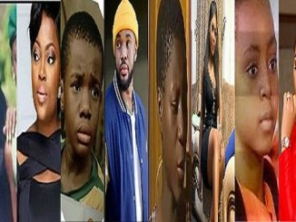 Seven Nollywood stars that started as kids