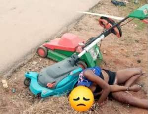 OMG!! Armed Robbers Kill POS Operator In Edo After Collecting Her Money, Phones