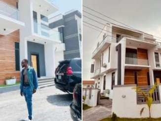 SENSE OR TRASH?? 'Owning A Home Is Not An Achievement' — Lady Reacts To LAX's New Mansion