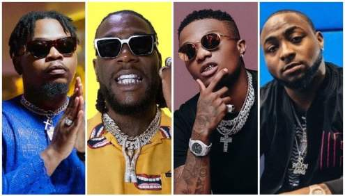 MUSIC LOVERS!! One Of These Artistes Must Go, Who Are You Deleting?