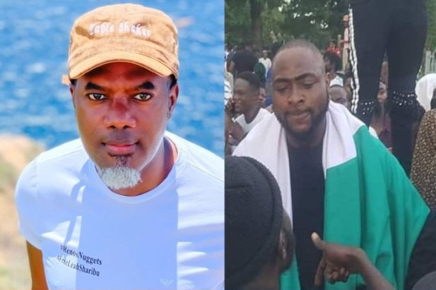 Reno Omokri has taken to his Instagram page to tackle Nigerians from Nothern Nigeria who came online to bash Davido for not speaking against the Zambarmari massacre.