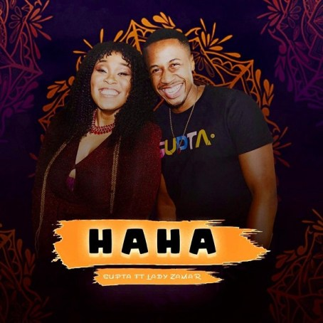 Download mp3: DJ Supta – HaHa ft. Lady Zamar