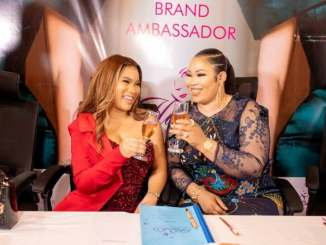 Beauty entrepreneur, Diiadem unveiled as Hush'D Makeover's brand ambassador