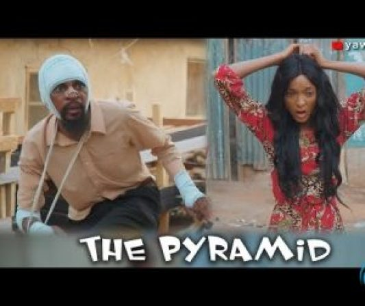 COMEDY VIDEO: Yawaskits - The Pyramid