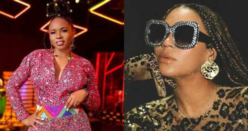 How I ignored Beyonce for two months- Yemi Alade