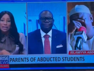 ''Are we not Nigerians? Are we animals?- Headteacher of Islamiyya school in Niger state where 136 pupils were abducted weeps as he accuses the state govt of neglect (videos)