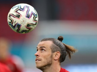 Bale not fussed by emotional support for Denmark