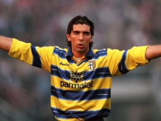 Buffon thrashes retirement talks to seal contract with Serie B side