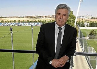 Carlo Ancelotti joins Real Madrid as new Manager after leaving Everton