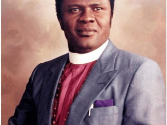 Church of God Mission denies a clergyman's story that its founder, Archbishop Benson Idahosa, raised his mother from the dead