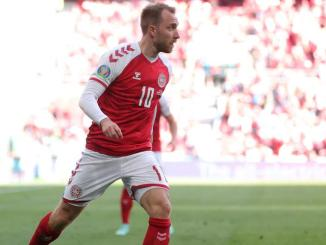 Euro 2020: Love after Eriksen collapse lifted us – Hjulmand