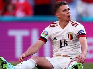 Euro 2020: Thorgan Hazard ruled out of Finland game