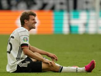 Germany's Mueller set to miss Hungary showdown after again missing training