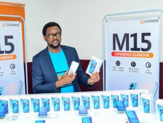Gionee Unveils M15