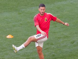 Hazard says ankle may never be same again but he remains determined