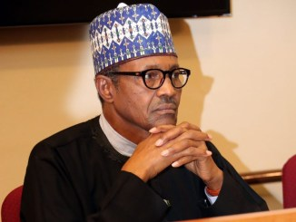 If youths want job they should behave and make sure Nigeria is secure - President Buhari (video)