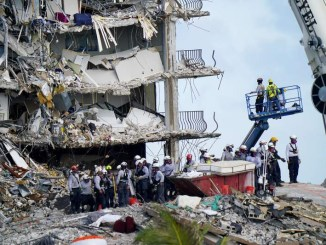 Lawsuits filed following building collapse in Maimi as death toll rises to 12 with 149 people still unaccounted for