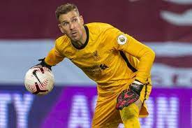 Liverpool G/keeper Adrian happy to extend contract