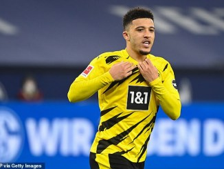 Manchester United reportedly agree to pay up Jadon Sancho's asking price of £77m as new signing could be finalized in days