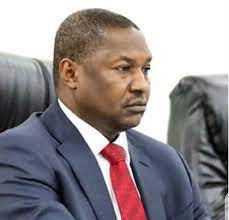 Minister of Justice and Attorney General of the Federation, Abubakar Malami, deactivates his Twitter account