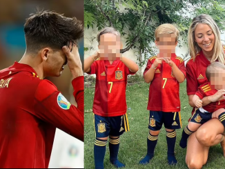 'My family have had threats, I'm told my children should die': Alvaro Morata reveals sickening messages from Spain supporters
