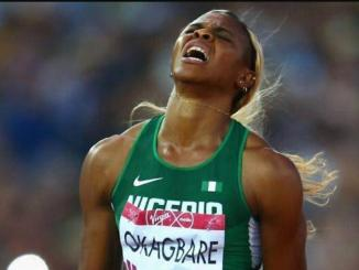 Okagbare sets new African record at AFN Olympic Trials