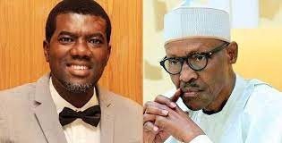 ''Please do not stop there. Delete his account''- Reno Omokri tells Twitter after the platform deleted President Buhari's tweet about civil war