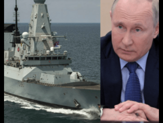 Russia warns Britain that it will directly bomb its warship HMS Defender if it enters black Sea again