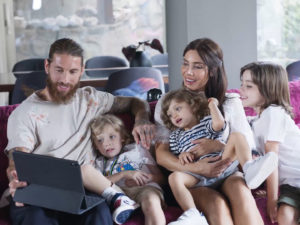 Sergio Ramos: And the Young Grew matured and showed class