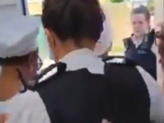 UK police invited as members of a Nigerian church in the UK quarrel over stolen funds (video)