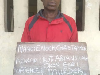 Update: Akwa Ibom Police arrest pastor who killed his wife and buried her corpse in shallow grave