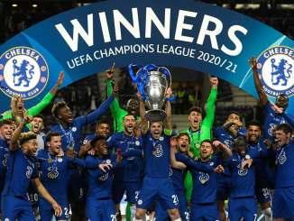 Chelsea to parade UCL trophy before Tottenham friendly