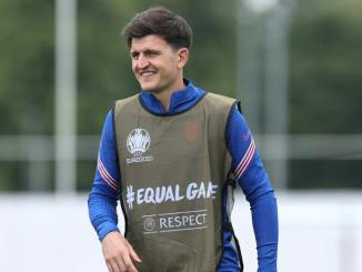 Euro 2020: England's Maguire grateful to be in Euros after injury