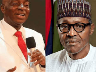 I warned about this 'evil' government in 2015 - Oyedepo