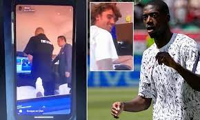 Ousmane Dembele issues apology over leaked video