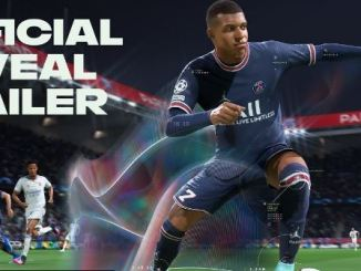 PSG's Kylian Mbappe unveiled as FIFA 22 cover star