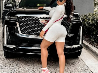 Reality TV star, Nina, flaunts her 'new body' one month after her surgery