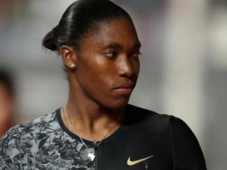 Semenya fails to make Olympic qualifying mark in the 5,000m