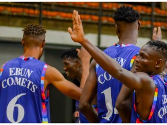 Total NBBF National Division One league ends