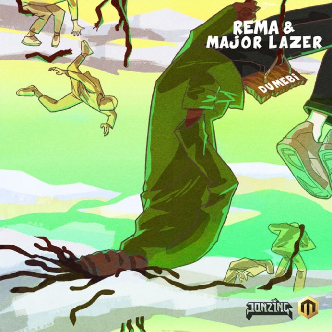 Rema & Major Lazer – Dumebi (Remix)