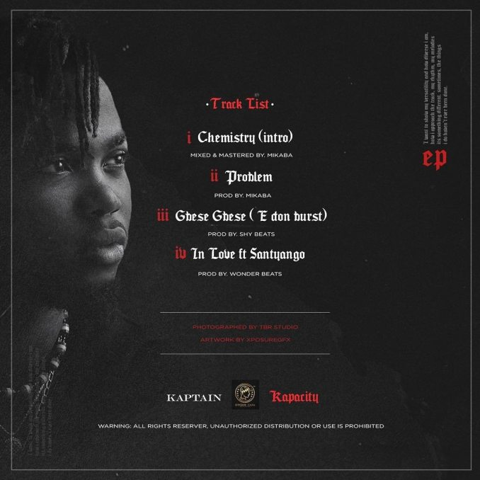 Kaptain – Gbese Gbese (E Don Burst)