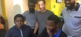 Mark Zuckerberg: Startup Ecosystem In Nigeria Is What I Came To Learn