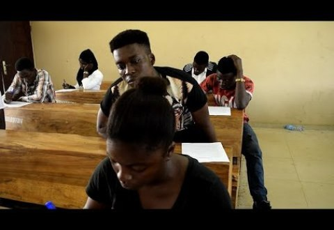 The Exam – YabaLeftOnline Comedy