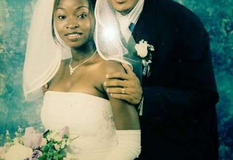 Van Vicker Celebrates 13th Wedding Anniversary With Throwback Wedding Photo