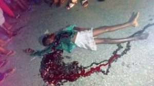 Fatal Accident Claims The Life Of A Young Boy in Aba, Abia State