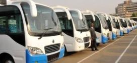 Federal Government Distributes 4,116 Buses Worth N37 billion to Nigerians Nationwide