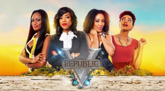 COMPLETE: V Republic Season 1 Episode 1-13