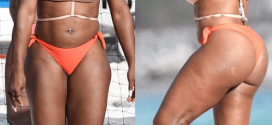 Serena Williams puts her banging body on display (Photos)