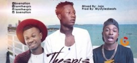 Thespis – Bless Me Ft. Didi & Mayorkun