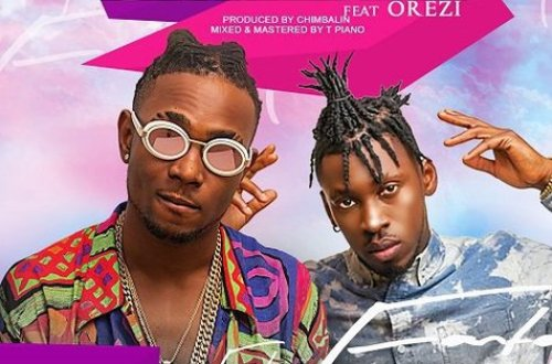 Nessy Bee Ft. Orezi – Fantasy (Prod. By Chimbalin)